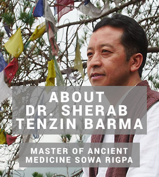 Dr. Sheram Tenzin Barma
