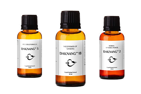 Hormone regulation naturally Daknang kit