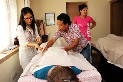Ku Nye - A Traditional Healing Massage