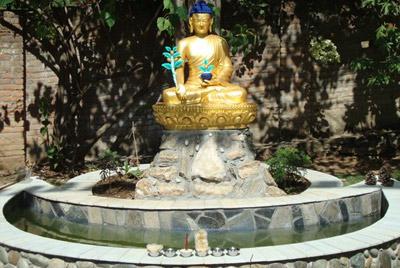 Medicinal Hot Waters in Sowa Rigpa
