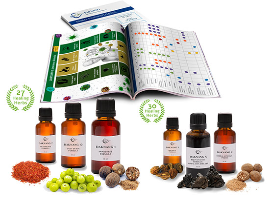 herbal product catalogue for distributors