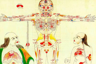 Sova rigpa - Tibetan medicine