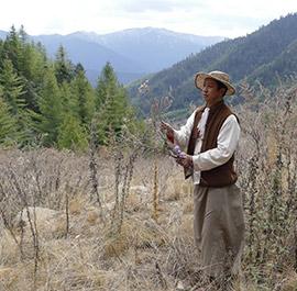 Himalaya healing plants Daknang