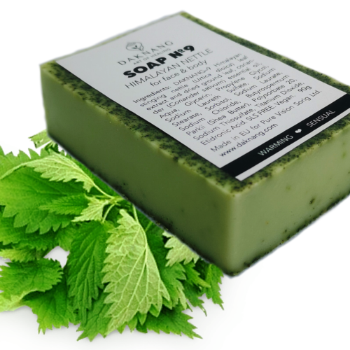 <b> Shea Butter Soap №9 • </b> Himalayan Nettle
