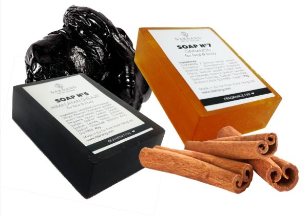 <b> Soap №5 + Soap №7 • </b> Mini Set