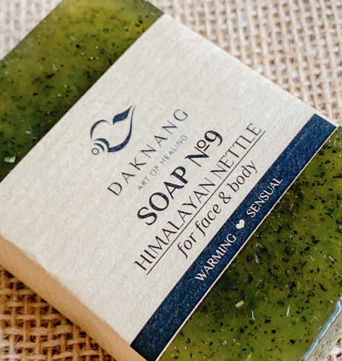 Himalaya nettle soap for face sensual