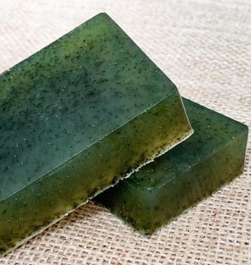 Himalaya nettle soap for skin