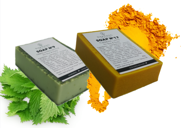 <b> Soap №9 + Soap №17 • </b> Mini Set