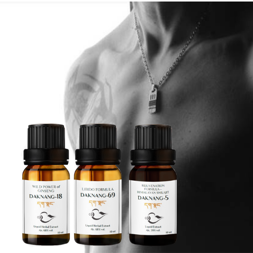 <b> Men Power • </b> Rejuvenation Set