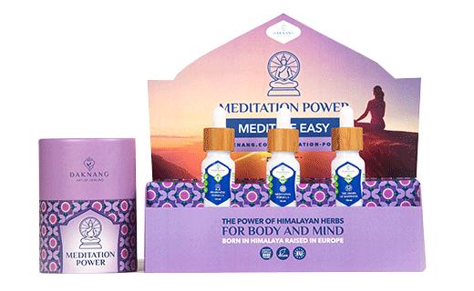 meditation power