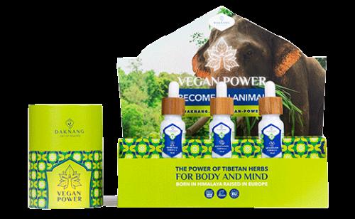 vegan herbs for health vegan power set