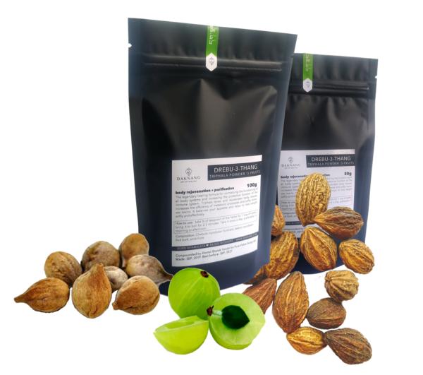 <b> Triphala Powder • </b> Rejuvenation Tea