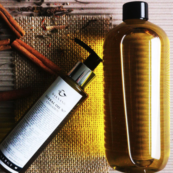 <b> Herbal Oil №7 • </b> Cinnamon